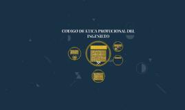 °PROTOTIPO DE CODIGO DE ETICA PROFECIONAL (entregado)