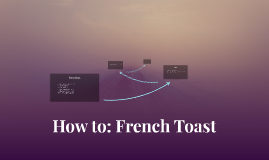 How to: French Toast