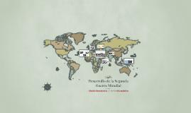 Desarrollo de la Segunda Guerra Mundial