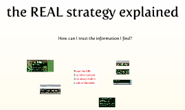 REAL Strategy