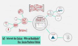 Copy of IoT - Internet das Coisas