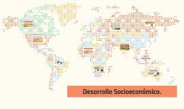 Desarrollo Socioeconómico.