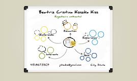 White Board Prezumé by Beatriz Kiss