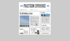 PRACTICUM EXPERIENCE