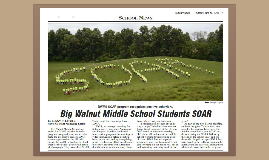 Action Research on the S.O.A.R. Program at Big Walnut Middle School