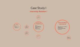 Case Study I