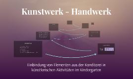 Copy of Kunstwerk - Handwerk