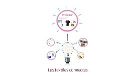 Les textiles connectés