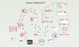 Creating A Professional CV - Freya