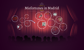 Misfortunes in Madrid