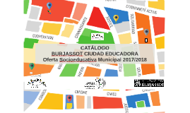 BURJASSOT CIUDAD EDUCADORA CATÁLOGO