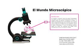 El Mundo Microscópico