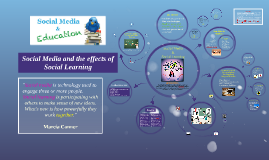 Social Media and the effects of Social Learning