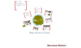 Biocensus Website - Version 2