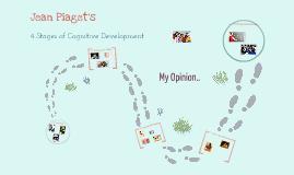 Jean Piaget's Developmental Theory
