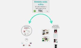 Los movimientos sociales en África de la mano de las TIC