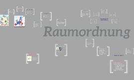 Raumordnung in Deutschland