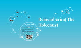 Copy of Remembering The Holocaust