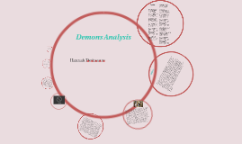 Demons Analysis