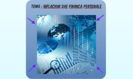 Tema : Inflacioni dhe financa personale