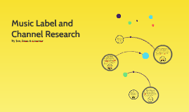 Music Label and Channel Research