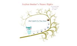 Asylum seekers-human rights