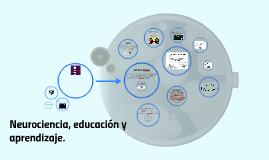 Neurociencia, educación y aprendizaje