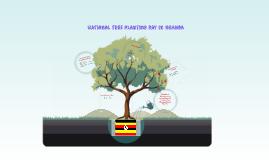 National tree planting day in uganda