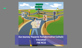 Our Journey Towards Transformative Catholic Education