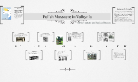 The Volhynia Massacre