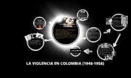 la violencia en colombia kjlm