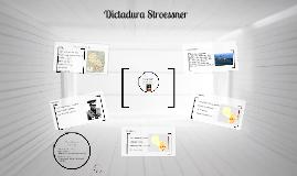 Dictadura Stroessner