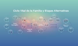Copy of CICLO VITAL DE LA FAMILIA