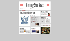 effects of barings collapse on the