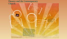 Theatre and the Contemporary Church
