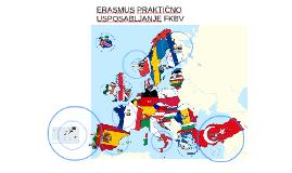Erasmus praktično usposabljanje FKBV