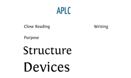 AP Language and Comp