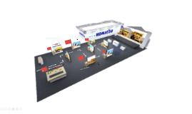 Komatsu's latest SMARTCONSTRUCTION concept covers critical s