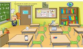 Copy of La planeación de acuerdo con la propuesta curricular de educ