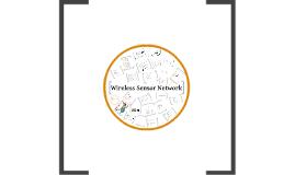 Copy of Copy of Wireless Sensor Networks