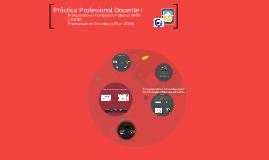 Presentación Práctica Profesional Docente I 2016