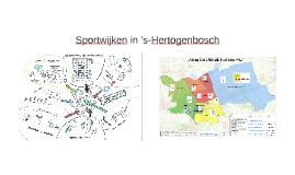 Project Sportwijkregisseurs