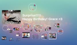 Our Surprise Party!!