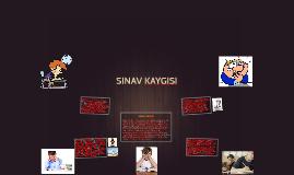 Copy of SINAV KAYGISI