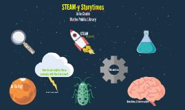 STEAM-y Storytimes - NLA
