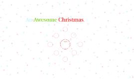 An Awesome Christmas