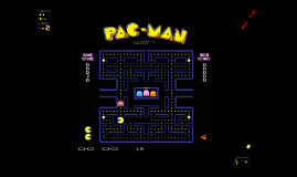 Pac-Man  is an arcade game developed by Namco and first rele
