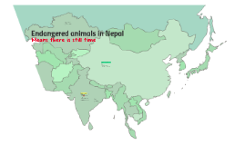 Endangered animals in Nepal