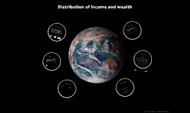 Wealth and income distribution
