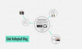 Club Volleyball Blog